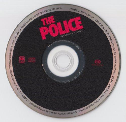 The Police - Outlandos d'Amour (2003) [SACD]