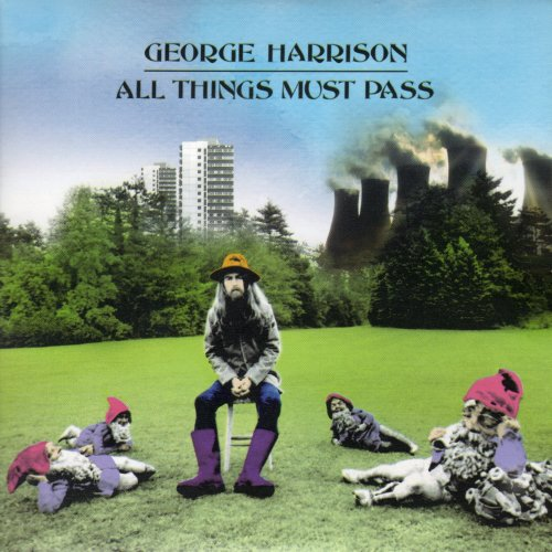 George Harrison – All Things Must Pass (2001 Remaster) CD-Rip