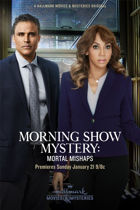 Morning Show Mystery: Mortal Mishaps (2018) HDTV | IsraBox