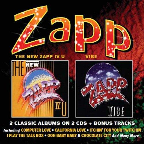 Zapp-The New Zapp IV U / Vibe (2018)