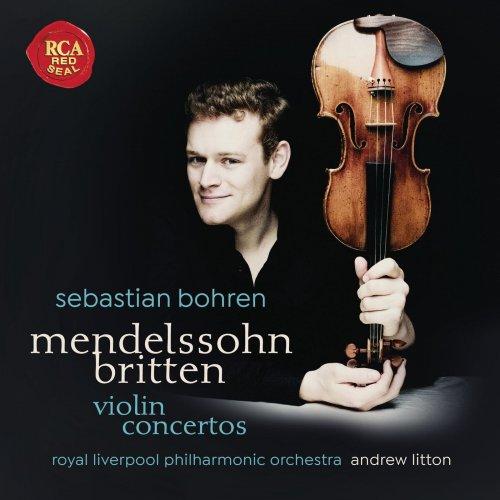 Sebastian Bohren - Mendelssohn & Britten: Violin Concertos (2019) Hi-Res