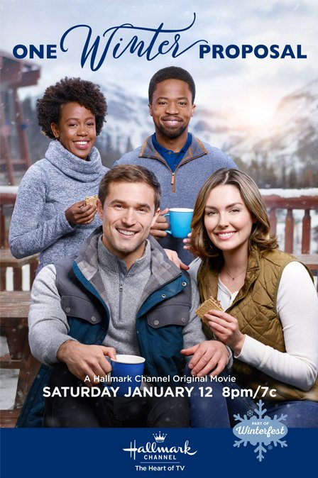 One Winter Proposal (2019) HDTV