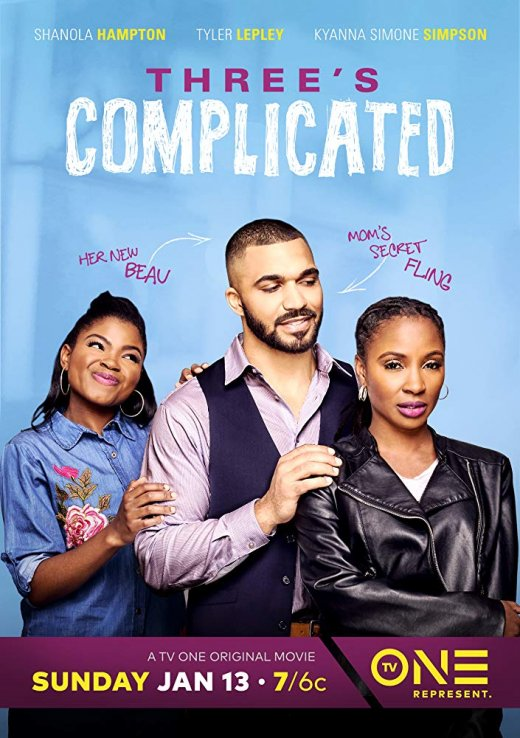 Three's Complicated (2019) HDTV
