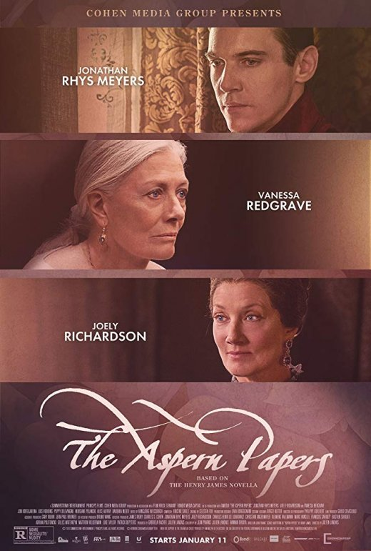 The Aspern Papers (2018) WEB-DL