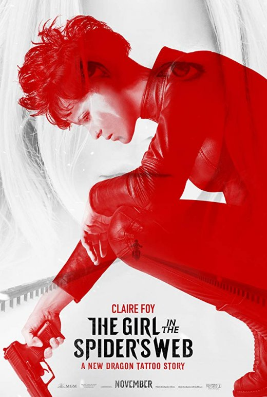 The Girl in the Spider's Web (2018) WEB-DL