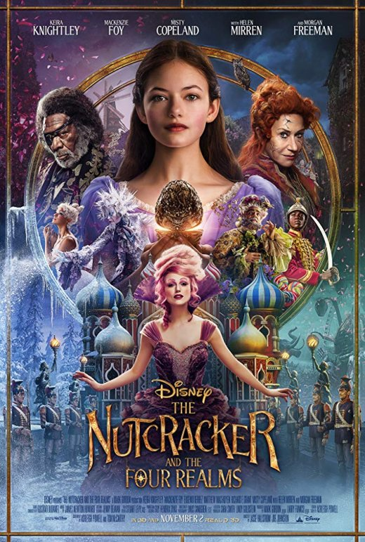The Nutcracker And The Four Realms (2018) DVDRip