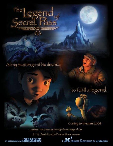 The Legend of Secret Pass (2019) WEB-DL