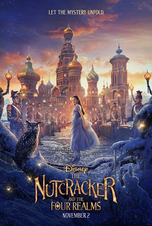 The Nutcracker and the Four Realms (2018) BRRip