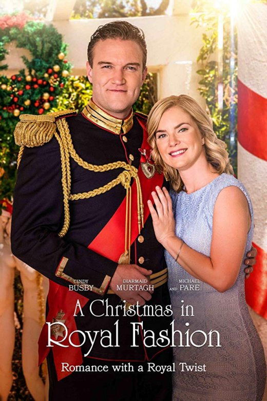 A Christmas in Royal Fashion (2018) HDTV