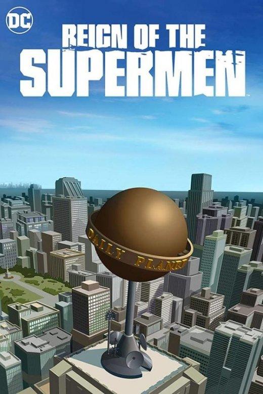 Reign of the Supermen (2019) [BRRip 1080p]