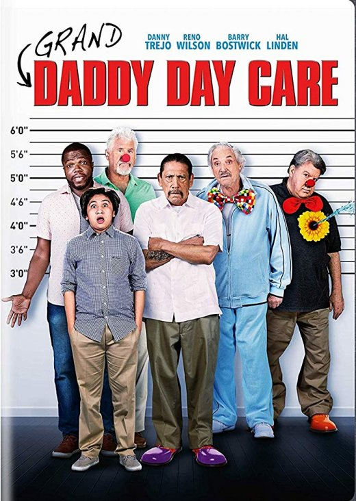 Grand-Daddy Day Care (2019) DVDRip