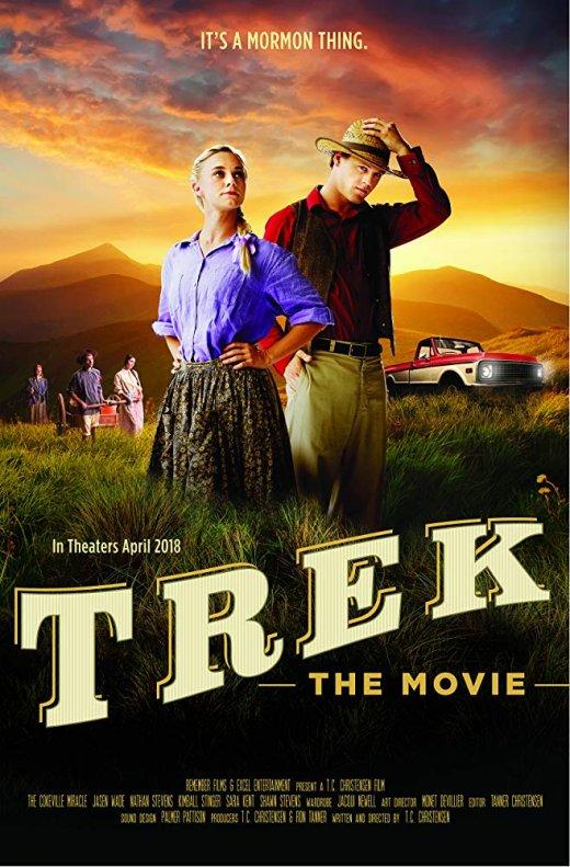 Trek: The Movie (2018) DVDRip