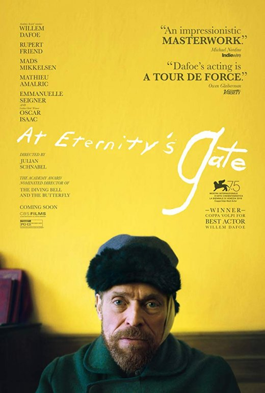 At Eternity's Gate (2018) WEB-DL