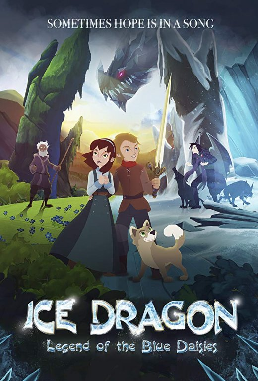 Ice Dragon: Legend of the Blue Daisies (2018) WEB-DL