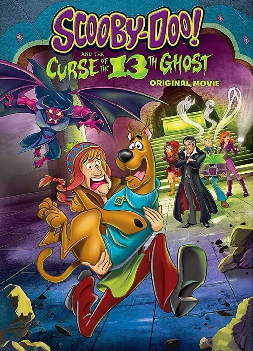 Scooby-Doo! and the Curse of the 13th Ghost (2019) WEB-DL