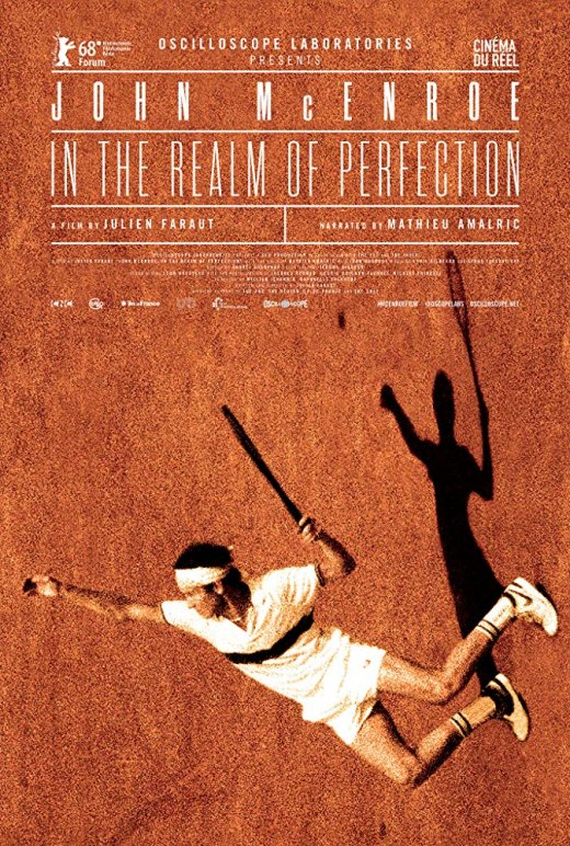 John McEnroe: In the Realm of Perfection (2018) DVDRip