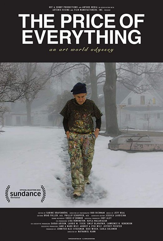 The Price of Everything (2018) DVDRip
