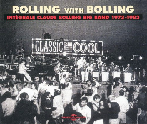 Claude Bolling Big Band - Rolling With Bolling (2009) 3CD