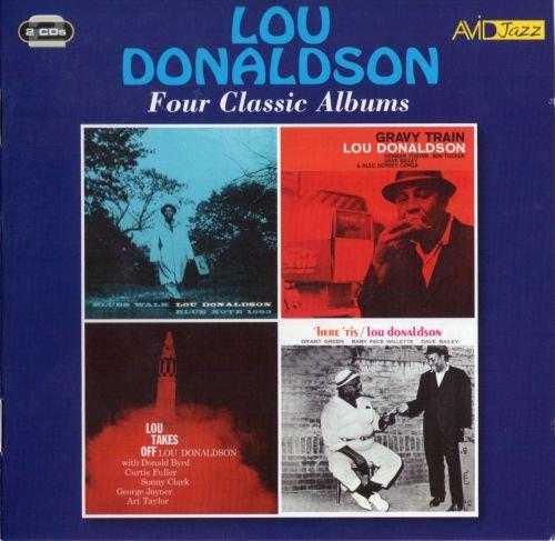 Lou Donaldson - Four Classic Albums (2CD, 2017)