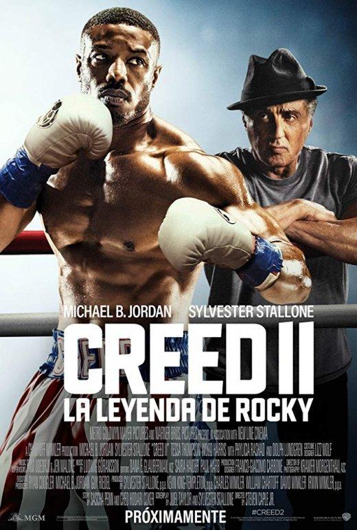 Creed II (2018) [WEB-DL 1080p]
