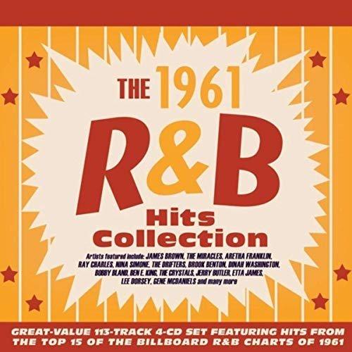 VA – 1961 R&B Hits Collection (2019)