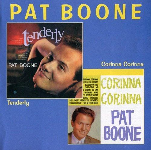 Pat Boone – Tenderly / Corinna Corinna (Reissue) (1959/1998)