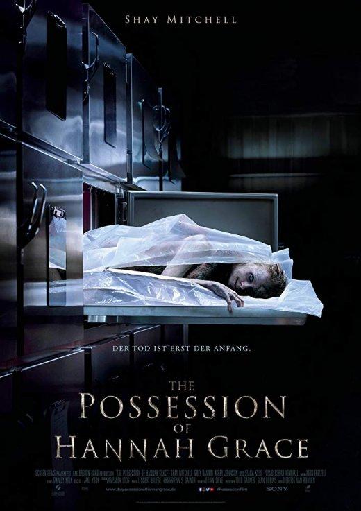 The Possession of Hannah Grace (2018) [BRRip 1080p]