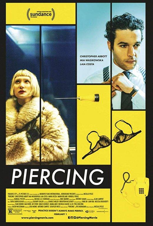 Piercing (2018) [BRRip 1080p]