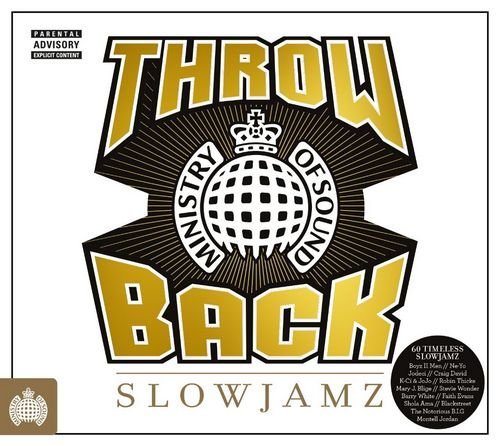 VA – Ministry Of Sound: Throwback Slowjamz [3CD Box Set] (2016)