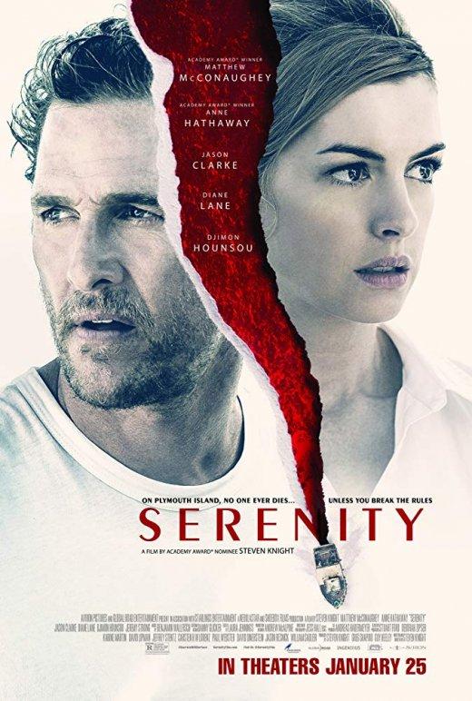 Serenity (2019) BRRip