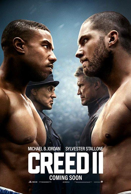 Creed II (2018) BRRip
