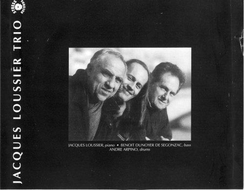 Jacques loussier trio goldberg variations book