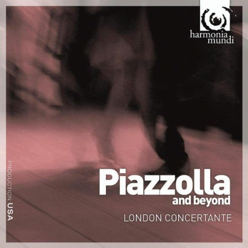 London Concertante ‎- Piazzolla And Beyond (2009)
