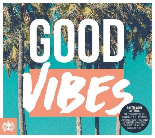 VA – Ministry Of Sound: Good Vibes [3CD Set] (2016)