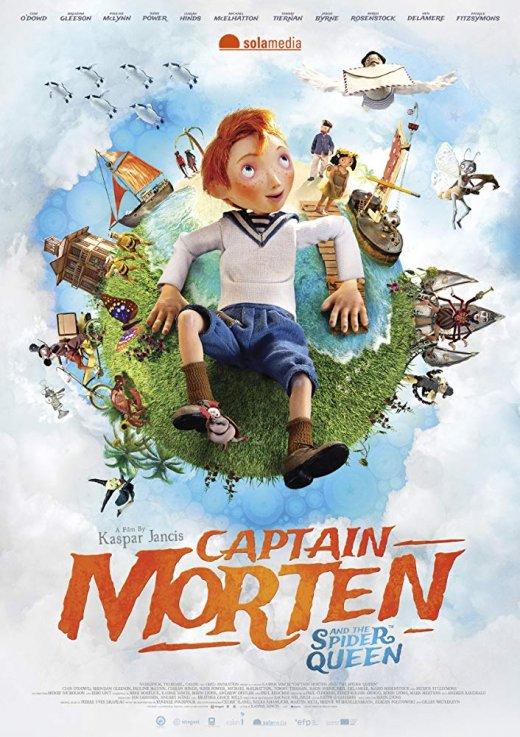 Captain Morten and the Spider Queen (2018) WEB-DL