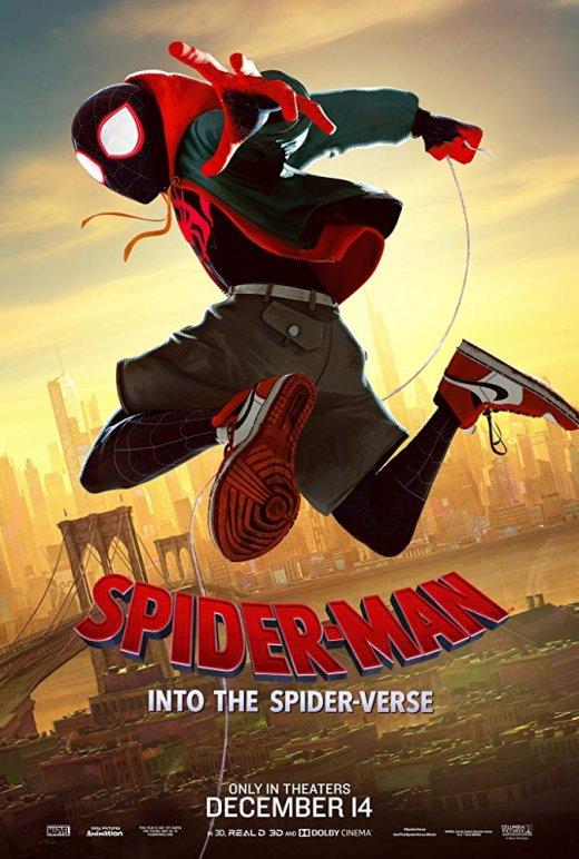 Spider-Man: Into the Spider-Verse (2018) [WEB-DL 1080p]