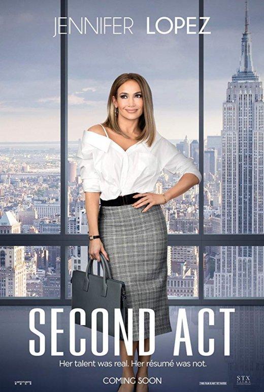Second Act (2018) [WEBRip 1080p]