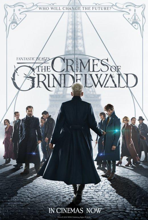 Fantastic Beasts: The Crimes of Grindelwald (2018) [BRRip 1080p]