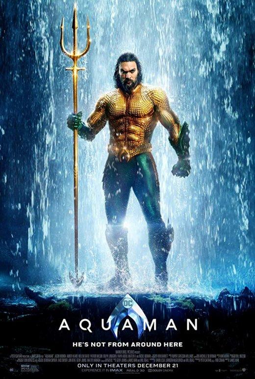 Aquaman (2018) WEB-DL