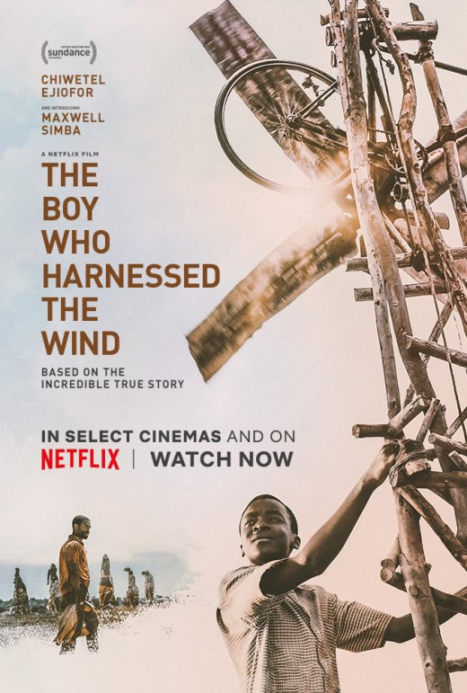 The Boy Who Harnessed the Wind (2019) WEBRip