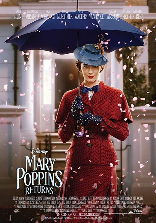 Mary Poppins Returns (2018) [BRRip 1080p]
