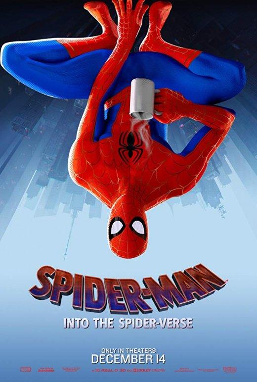 Spider-Man: Into the Spider-Verse (2018) BRRip