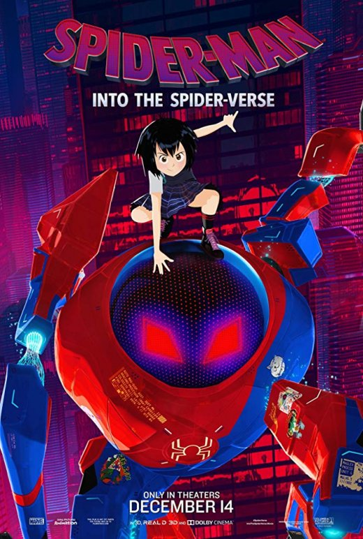 Spider-Man: Into the Spider-Verse (2018) [BRRip 1080p]