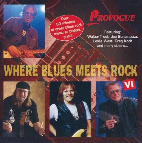 VA – Where Blues Meets Rock VI (2005)
