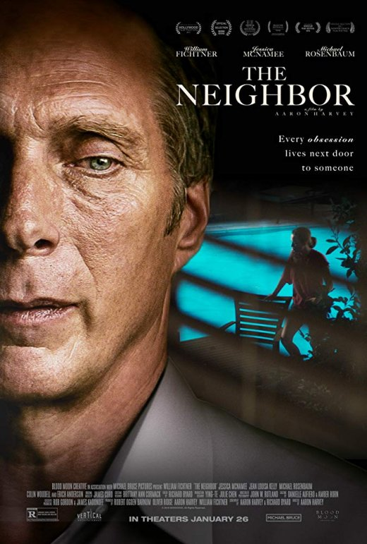 The Neighbor (2018) BRRip