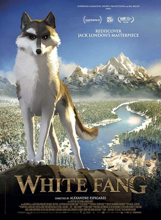 White Fang (2018) BRRip