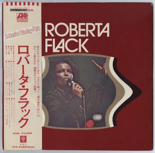 Roberta Flack – Roberta Flack (1974) [Vinyl]