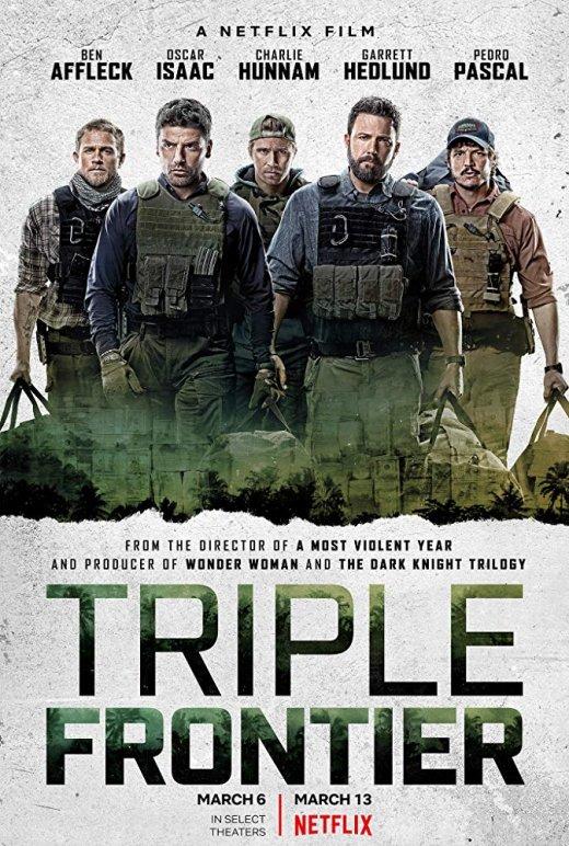 Triple Frontier (2019) WEBRip