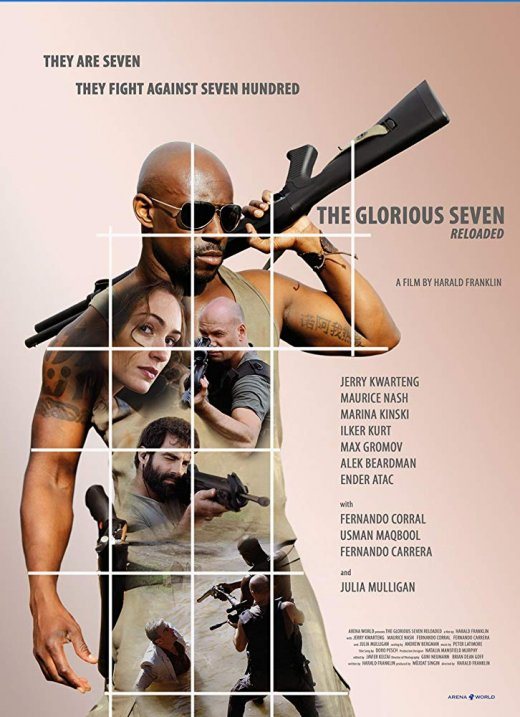 The Glorious Seven (2018) [WEB-DL 1080p]