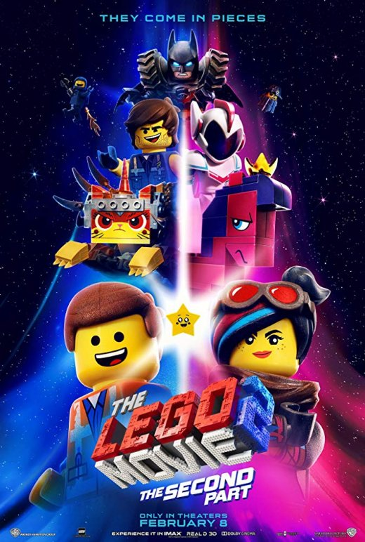 The Lego Movie 2: The Second Part (2019) [WEBRip 1080p]